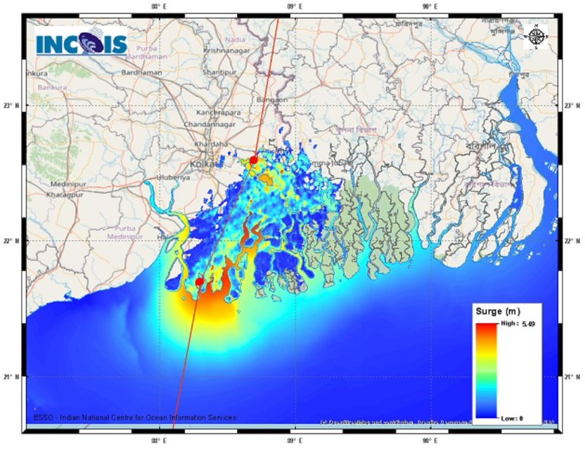 Figure source: India's National Centre for Ocean Information Services (INCOIS)